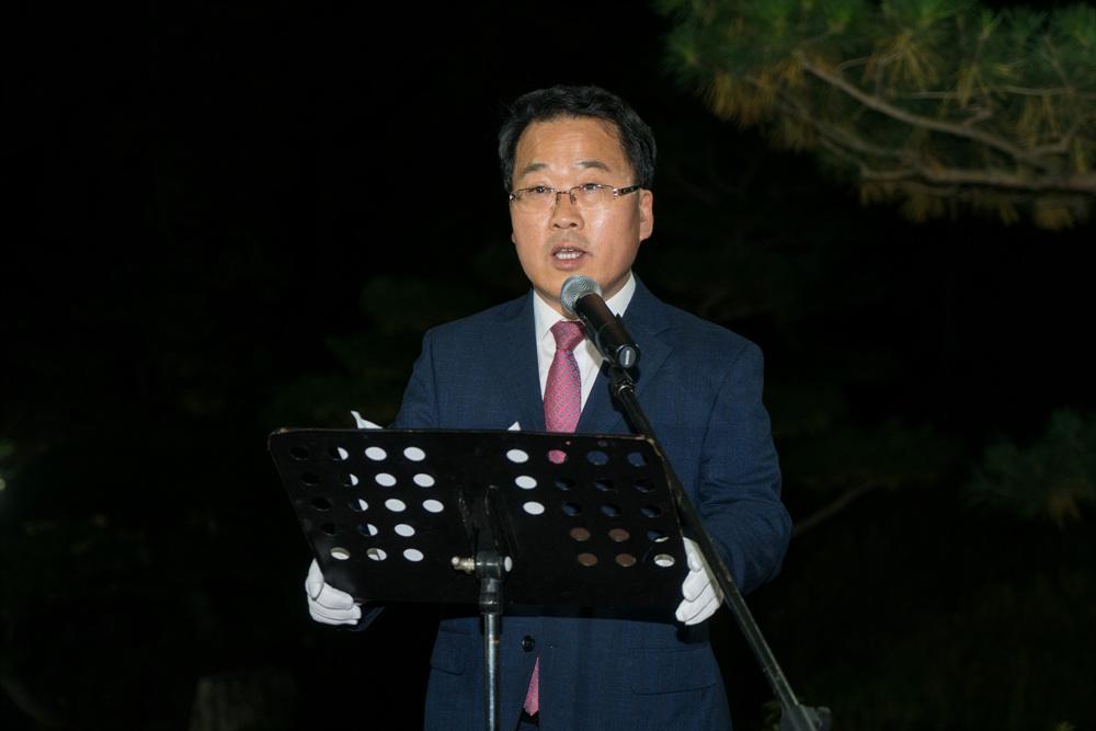 秋季天寶特別大役事: 万物の樹祈祷会 / 2020.10.24