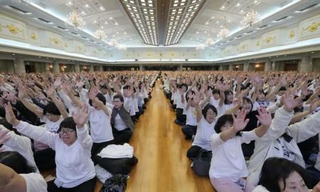 所願成就祈祷会および特別祈祷室祈祷会